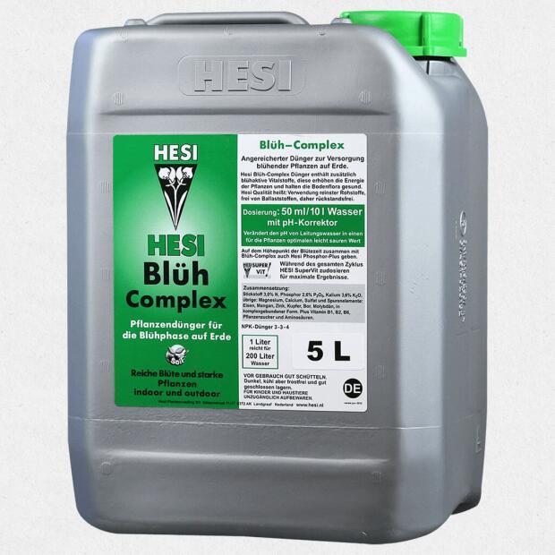 Hesi Blüh-Complex 5 Liter