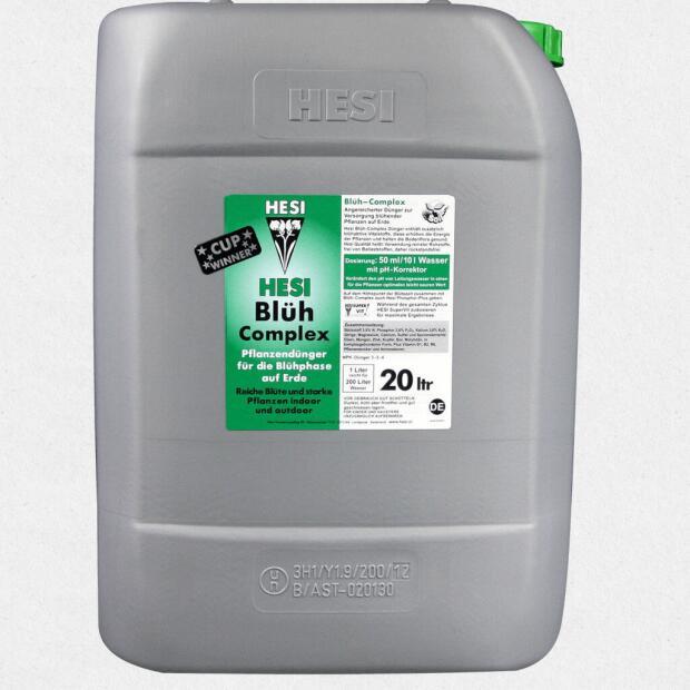 Hesi Blüh-Complex 20 Liter