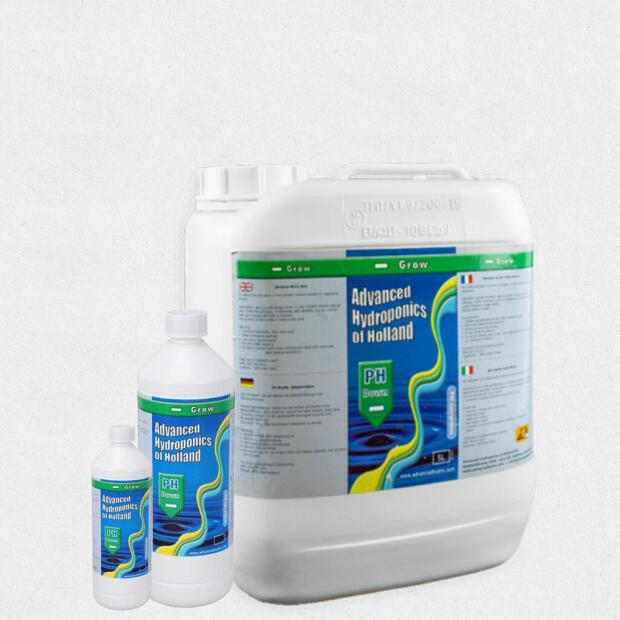 Advanced Hydroponics pH-Down Grow