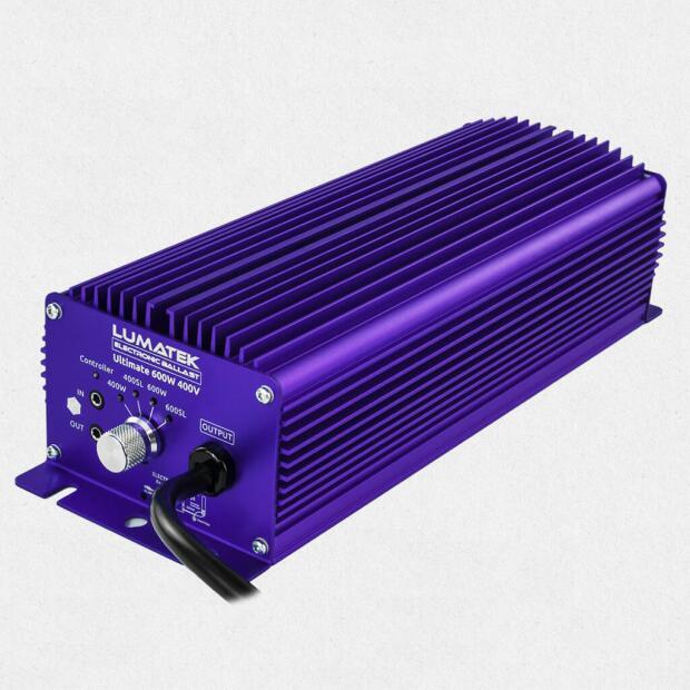 EVSG Lumatek Ultimate Pro 600W - 400V + Leuchtmittel 600W