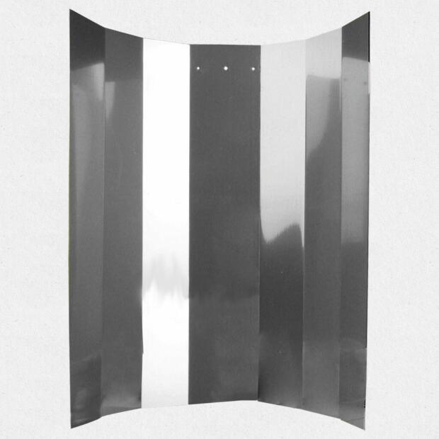 Reflektorkappe Hochglanz 50 x 50 cm
