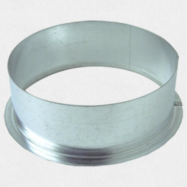 Flansch für 250mm Luftschläuche