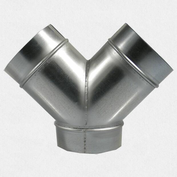 Y-Stück drei x 315 mm