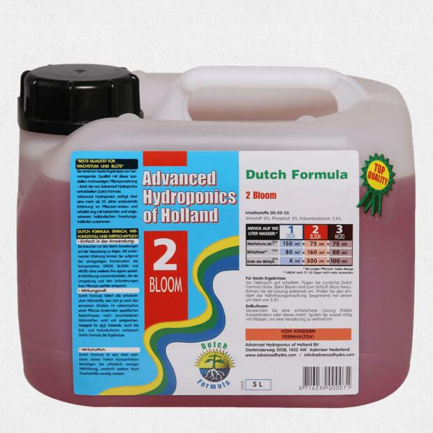 Advanced Hydroponics BLOOM 5 Liter