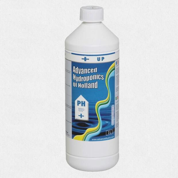 Advanced Hydroponics pH+ Up 1 Liter