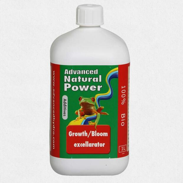 Advanced Hydroponics Growth/Bloom Excellarator 1 Liter