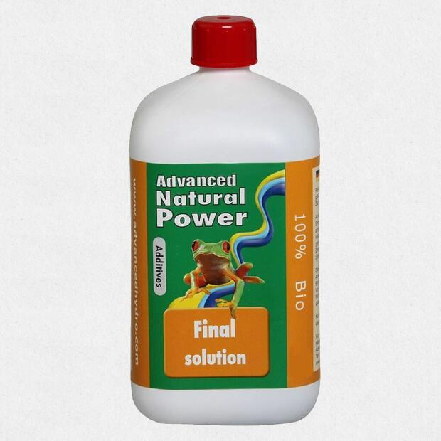 Advanced Hydroponics Final Solution 1 Liter