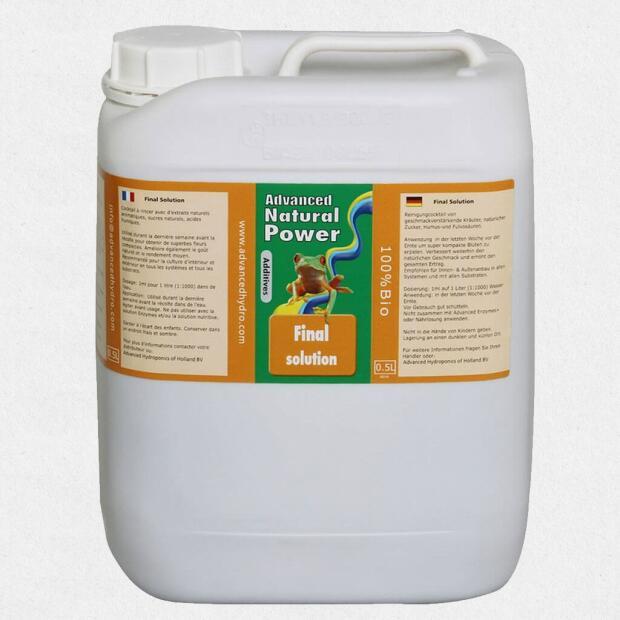 Advanced Hydroponics Final Solution 5 Liter