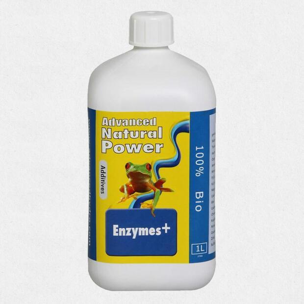 Advanced Hydroponics Enzymes plus 1 Liter
