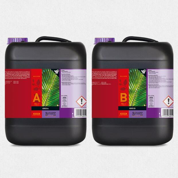 Atami BCUZZ Cocos Dünger 10 Liter A+B