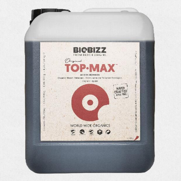 Biobizz TOPMAX Blütestimulator 5 Liter