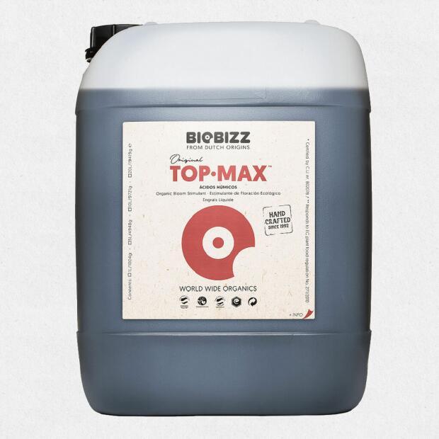 Biobizz TOPMAX Blütestimulator 10 Liter