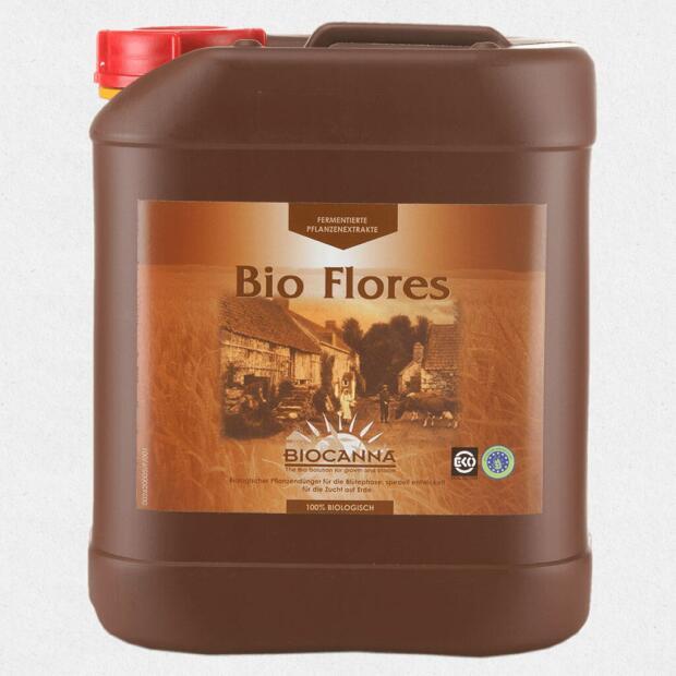 BIOCANNA Bio Flores 5 Liter