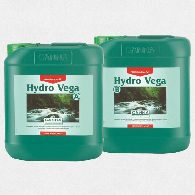 CANNA Hydro Vega A+B (Hart) 5 L