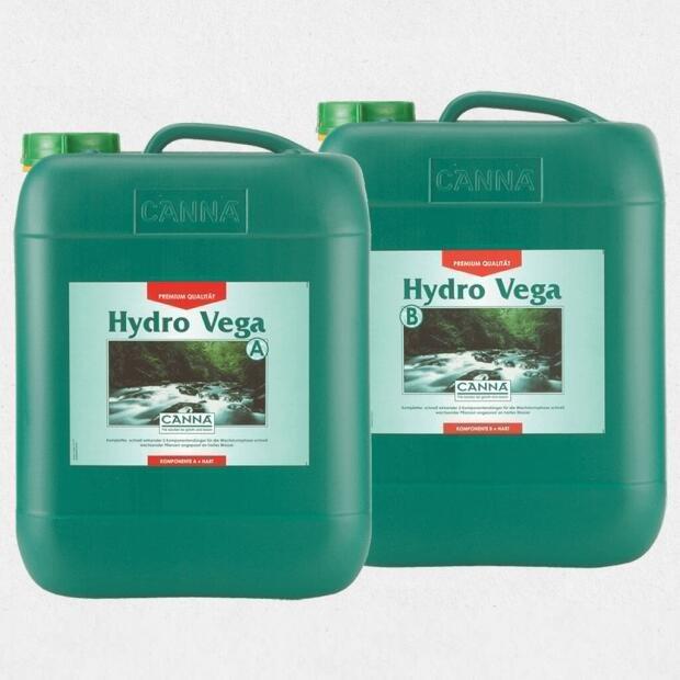 CANNA Hydro Vega A+B (Hart) 10L