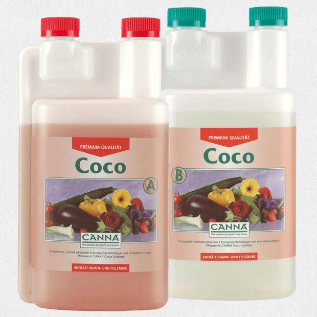 CANNA Coco A + B 1 Liter