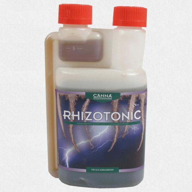 CANNA Rhizotonic Wurzelwachstumsdünger 0,25 Liter