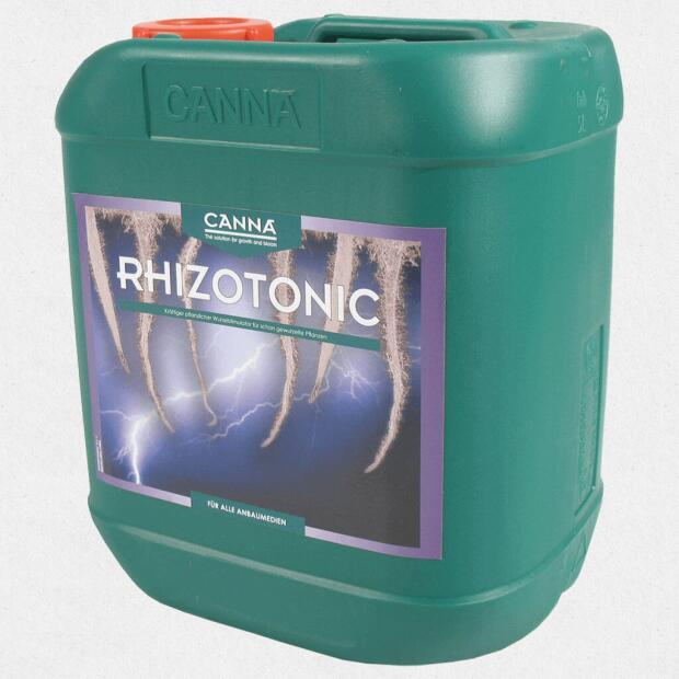 CANNA Rhizotonic Wurzelwachstumsdünger 5 Liter