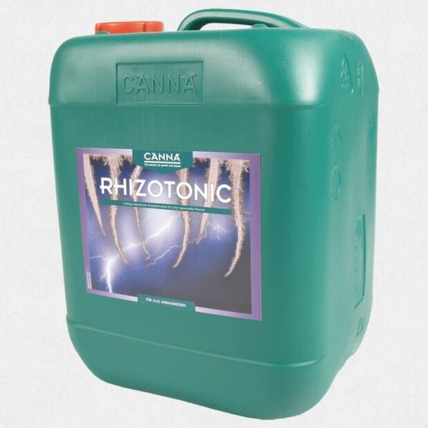 CANNA Rhizotonic Wurzelwachstumsdünger 10 Liter