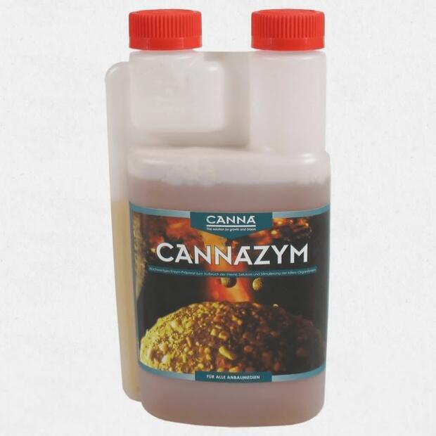 CANNA Cannazym Bodenverbesserer 0,5 Liter