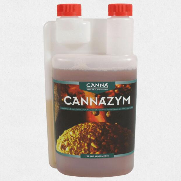CANNA Cannazym Bodenverbesserer 1 Liter