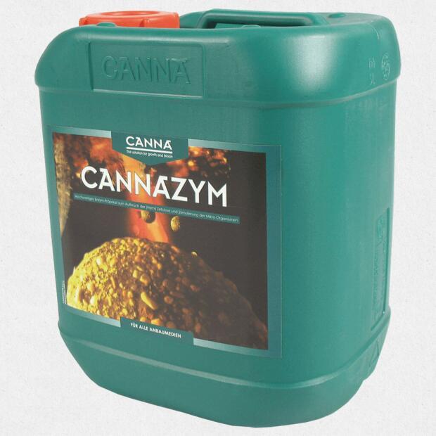 CANNA Cannazym Bodenverbesserer 5 Liter
