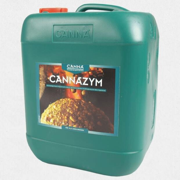 CANNA Cannazym Bodenverbesserer 10 Liter