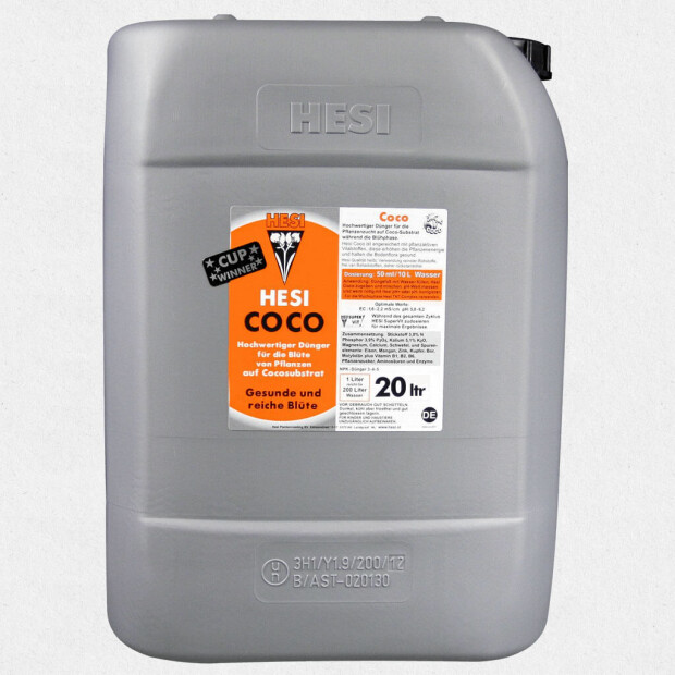 HESI Coco 20 Liter