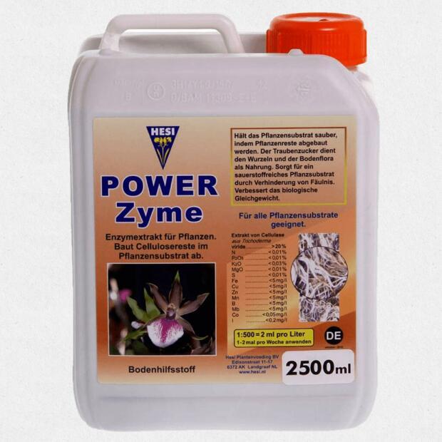 HESI Power Zyme 2,5 Liter