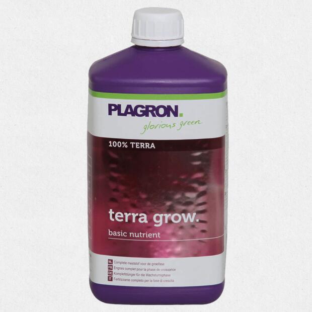 Plagron Terra Grow für Erde 1 Liter