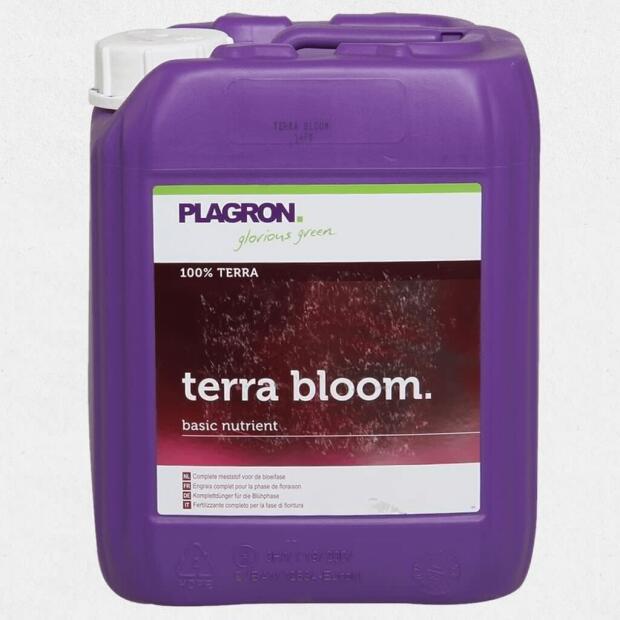 Plagron Terra Bloom für Erde 5 Liter