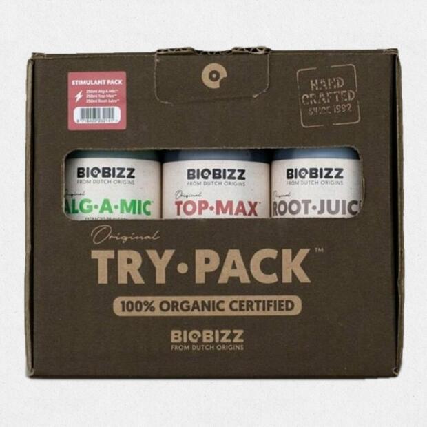 Biobizz Trypack Stimulant