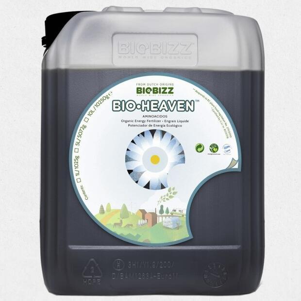 Biobizz Bio Heaven Booster 5 Liter