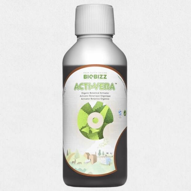 Biobizz Acti-Vera 0,25 Liter
