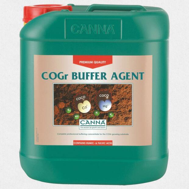 CANNA Cogr Buffering Agent 5 Liter