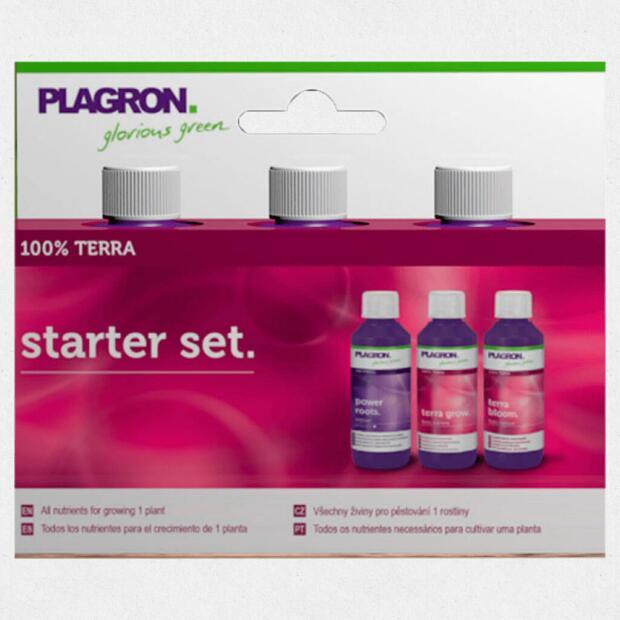 Plagron Starter Set 100% TERRA